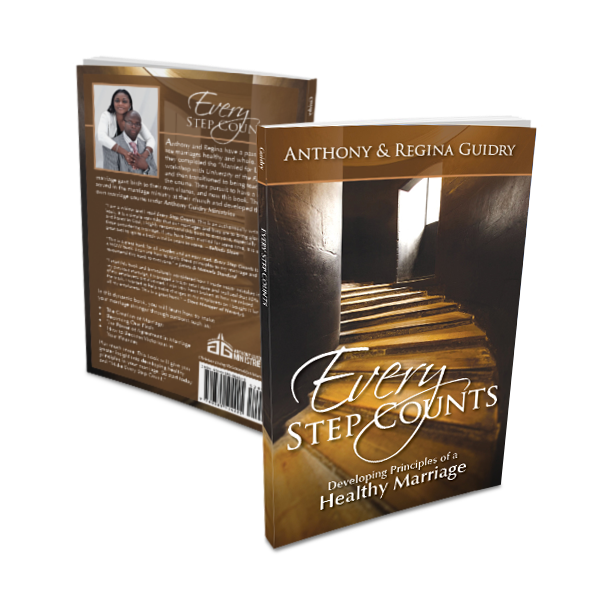 Anthony Guidry Ministries – Branding