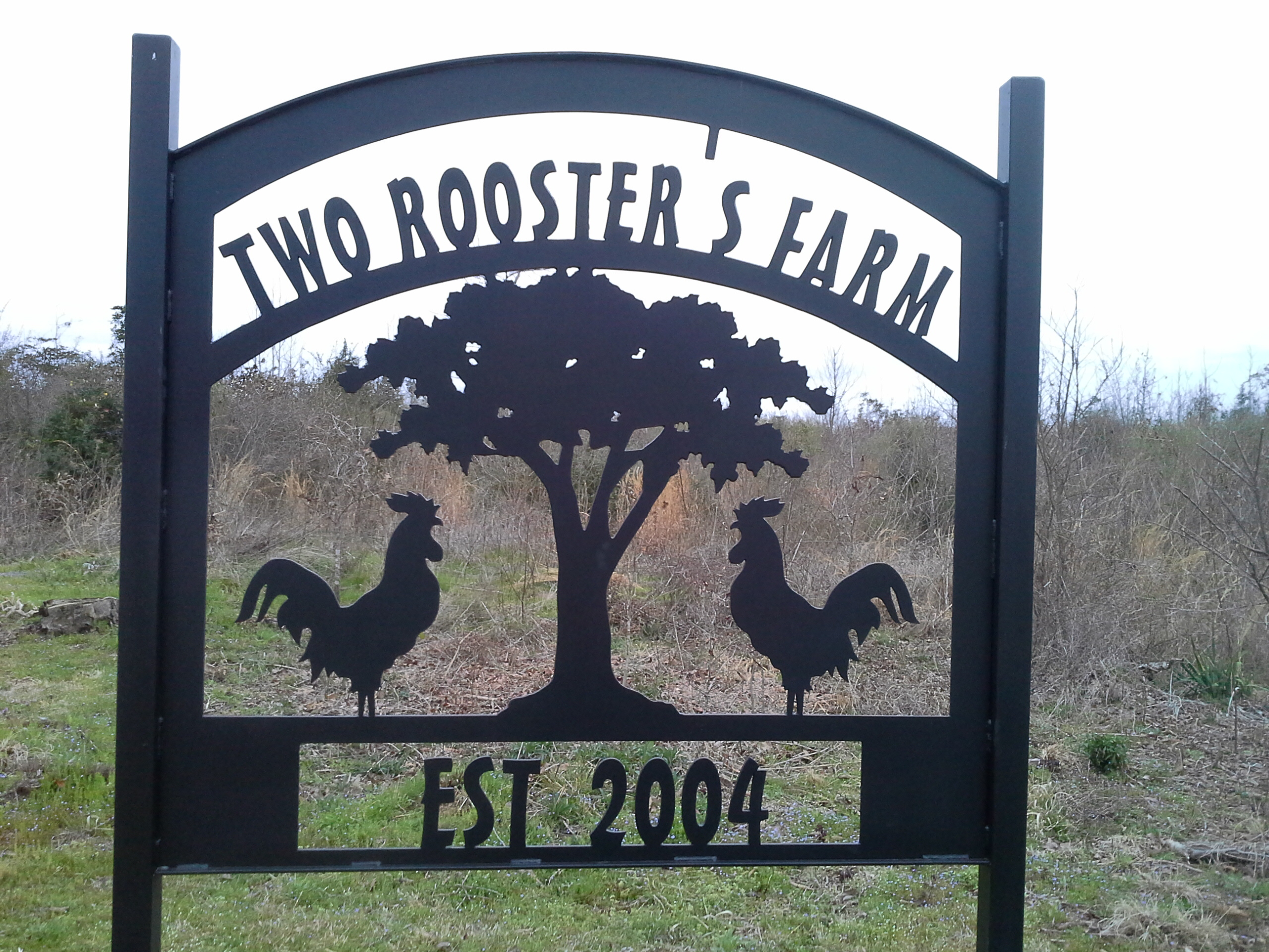 Two Roosters Farm – Product Labels